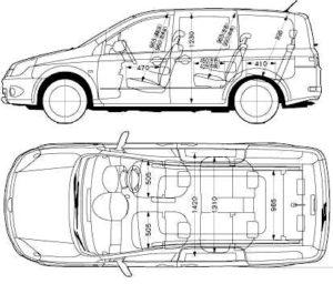 自動車の説明