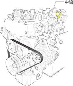 エンジンのイラスト