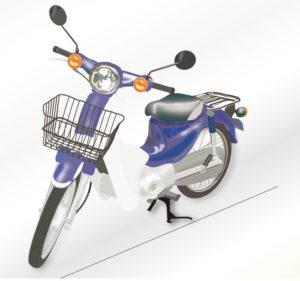 ホンダのバイク