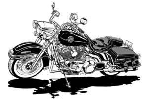 アメリカンバイク